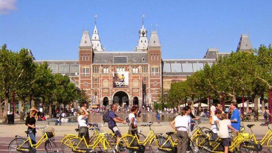 english bike tour amsterdam