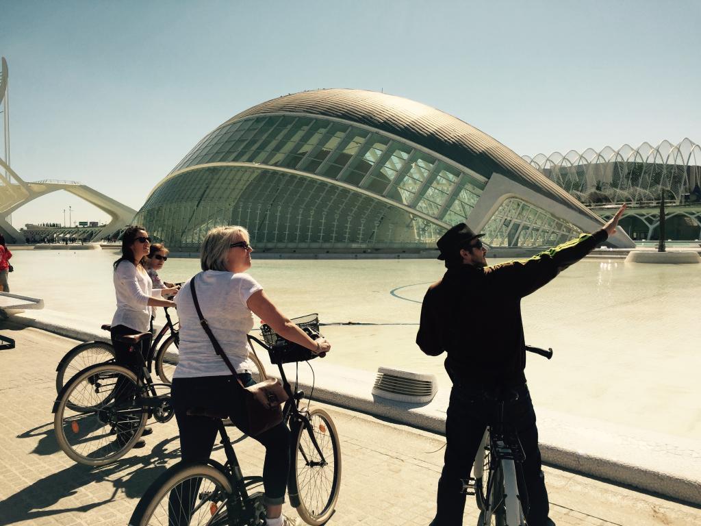 Bike Tour Valencia Guide