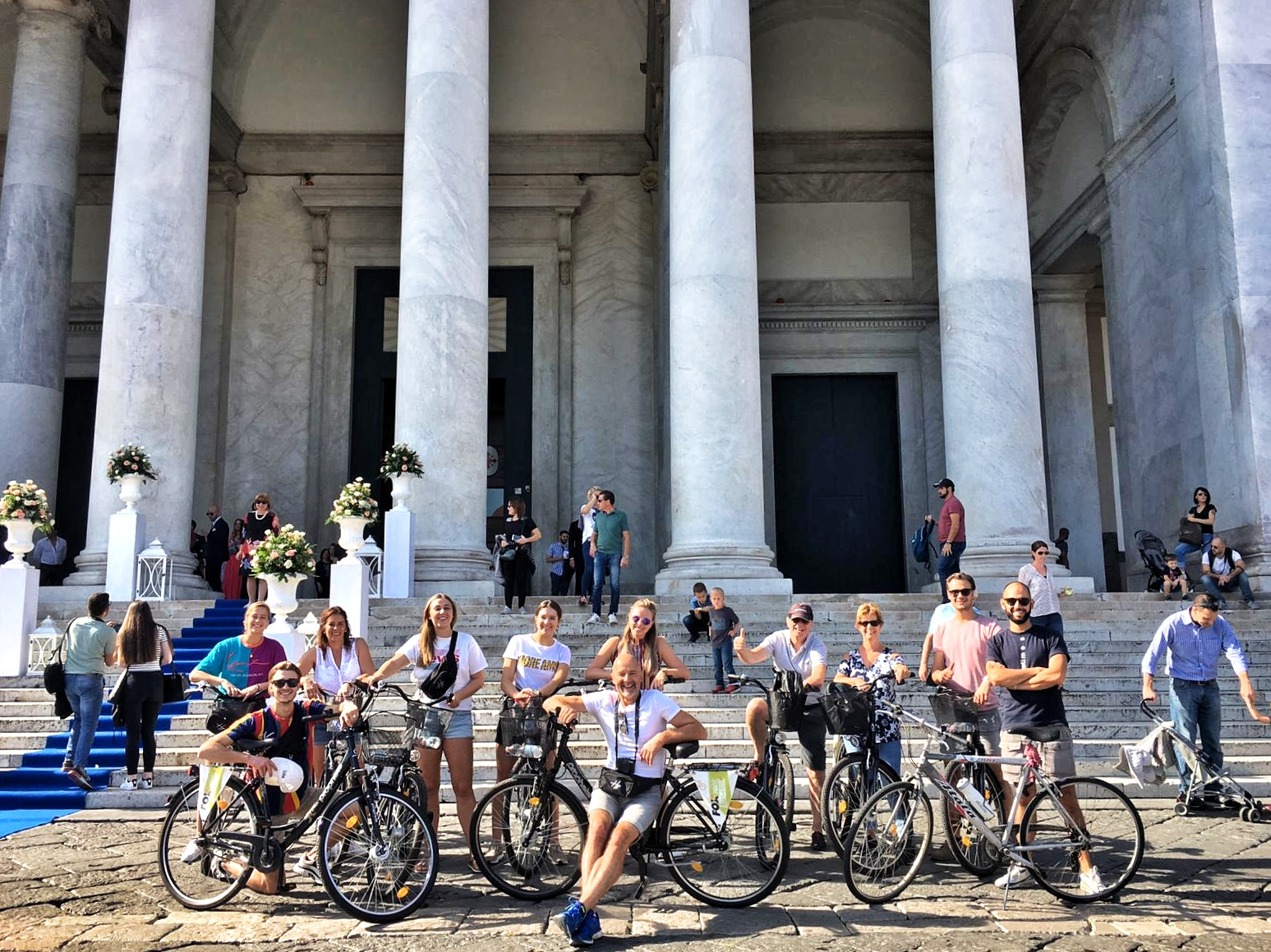 Naples bike tour
