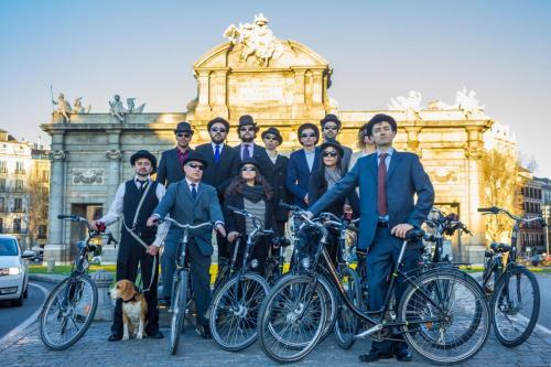 Madrid highlights tour