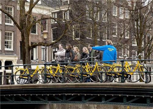 guided bike tour amsterdam