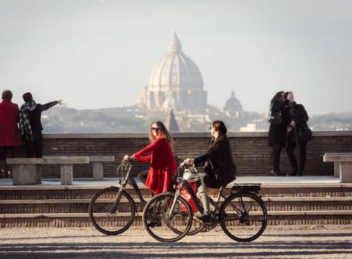 bike tour rome 4