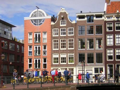 group city bike tour Amsterdam