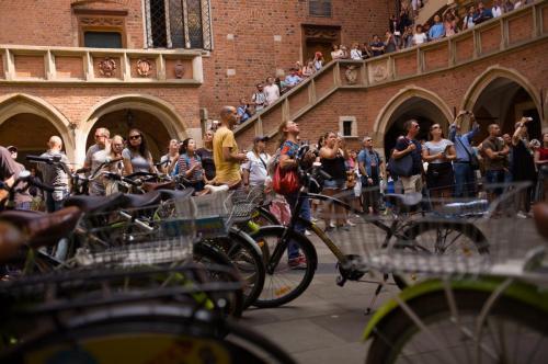 krakow bike tour2