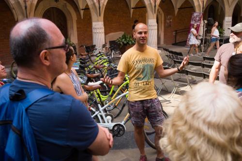 krakow bike tour3