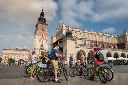 krakow bike tour4