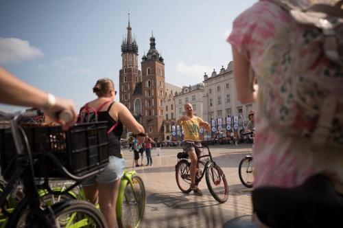 krakow bike tour5