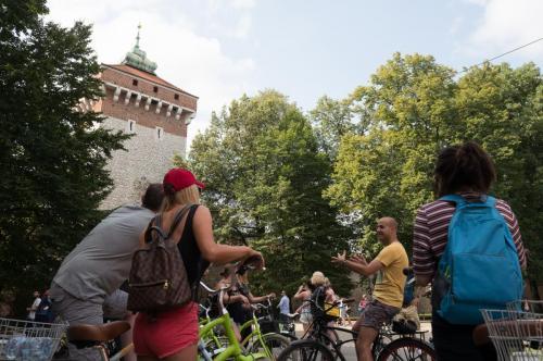 krakow bike tour7