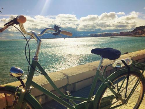 malaga bike view