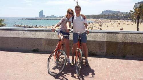 bike tour in barcelona