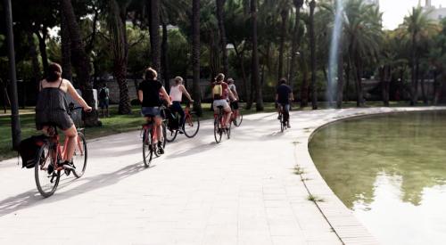 Cycling Valencia